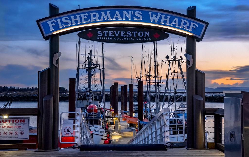 Fisherman's Wharf (Steveston)
