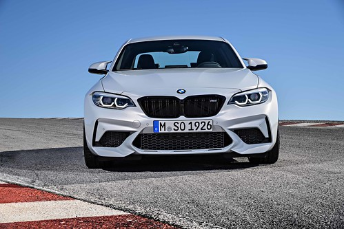 The 2019 BMW M2 Competition Photo