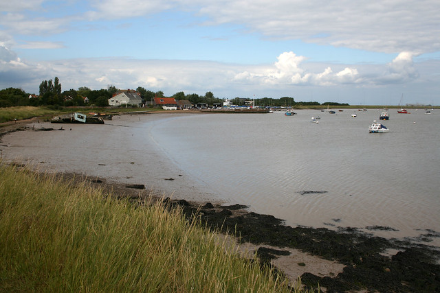 The River Ore at Orford