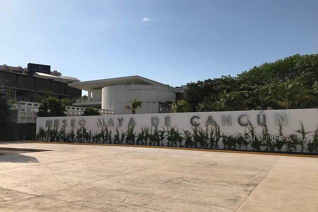 木, 2018-03-08 09:25 - Museo Maya de Cancun