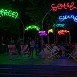 Montreux Jazz Festival Neon