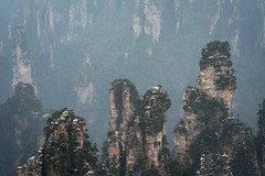 Zhangjiajie National Park