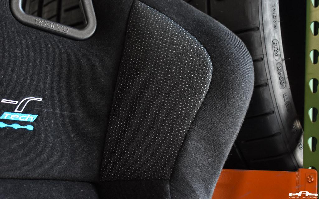 Marvelous Sparco Qrt R Fixed Racing Seat European Auto Source Flickr Machost Co Dining Chair Design Ideas Machostcouk