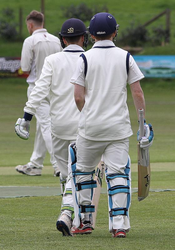 Wellington 1st XI v Shifnal 1st XI 28-04-18 (1)
