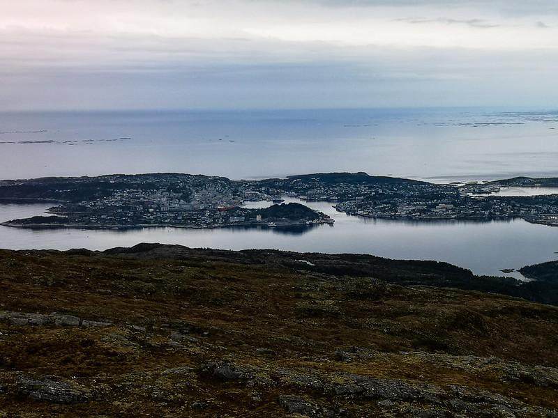 17-Utsikt mot Kristiansund fra Freikollen
