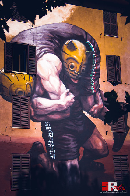 Tor Marancia | Street Art