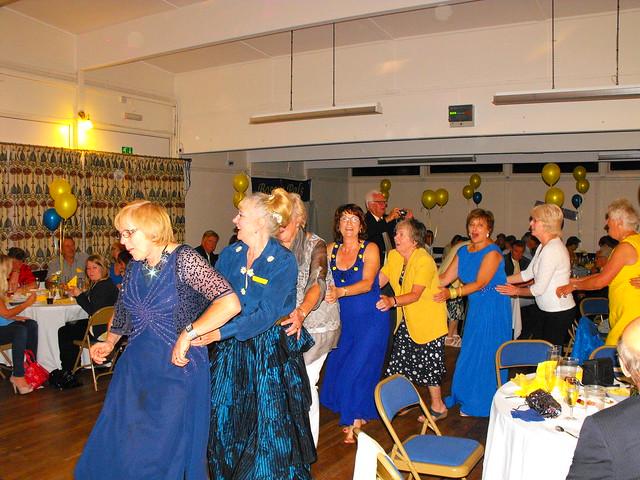 Bosom Pals Anniversary Party - 2014