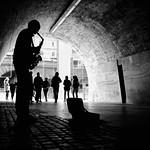 Tunnel Sax.