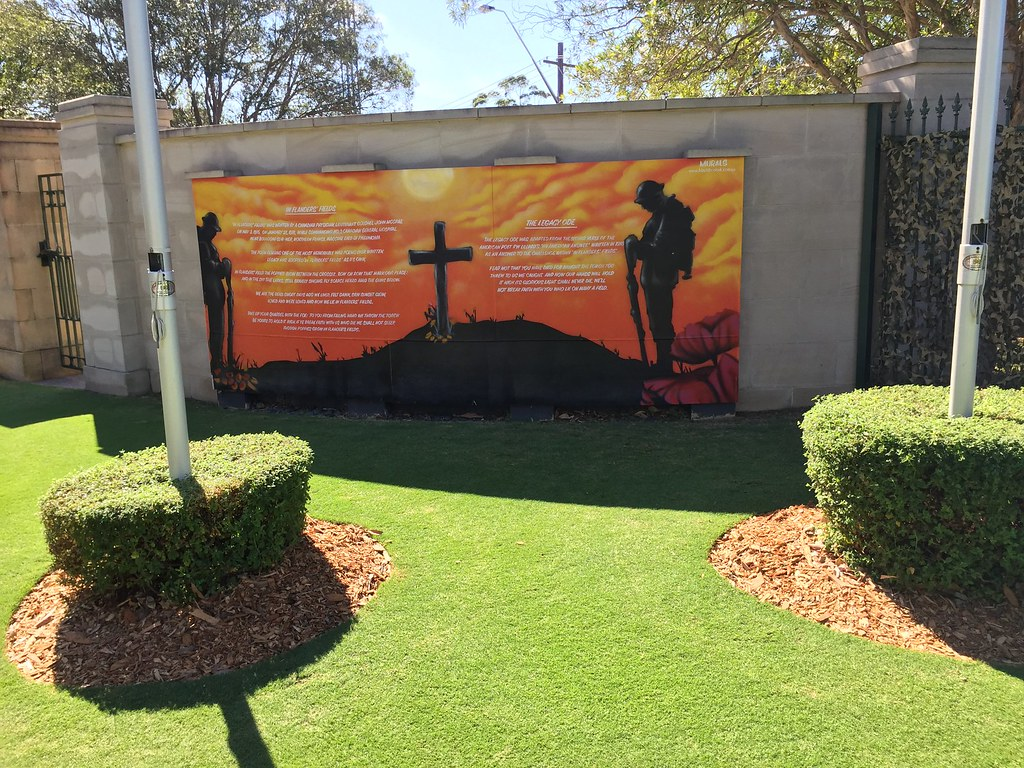 Woronora Nsw , War Memorial Park