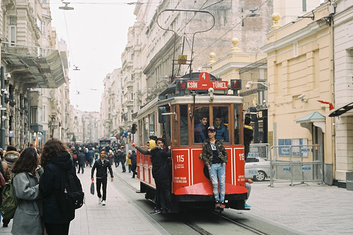 Istiklal Avenue | by @isra_bcn at twitter