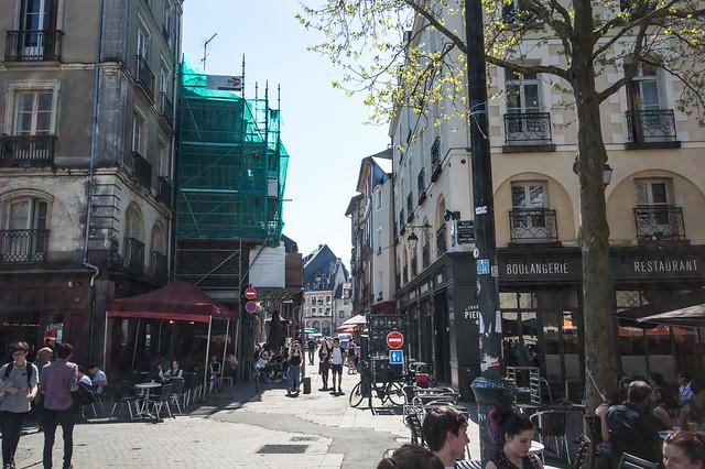 Place Sainte-Anne Rue de Penho?t