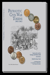 Patriotic Civil War Toekens 6th edition book cover