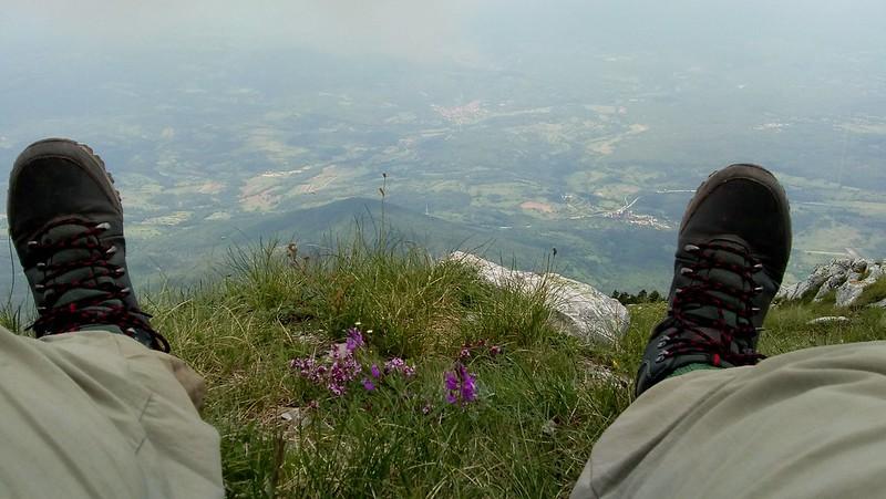 Relaksacija na vrhu