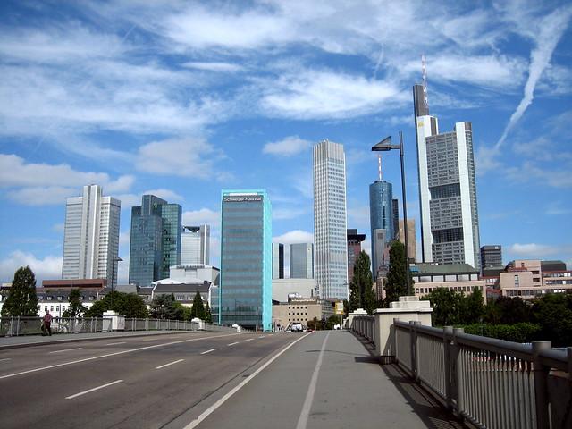 In Frankfurt
