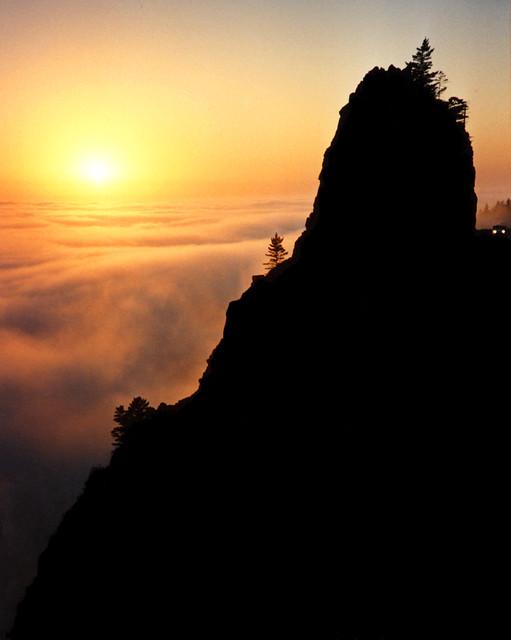 Oregon Coast Sunset [Explored]