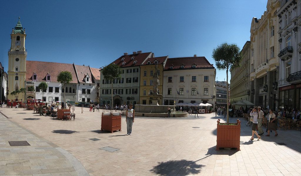 Bratislava-stare mesto