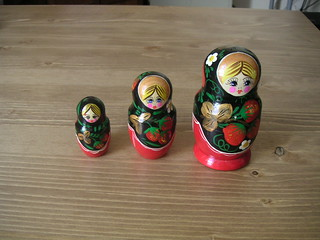 russian doll 3 | by Peter