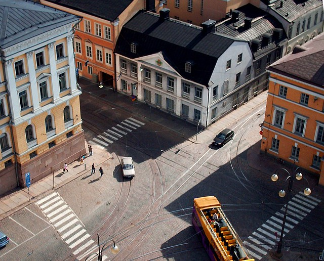 Oldest building in Helsinki | Also stupidoustmost place to f