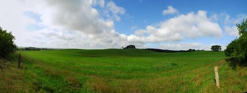 Mecklenburg Landscape III by Dirk Paessler