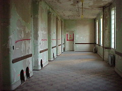 State hospital 6 | by LetTheCardsFall