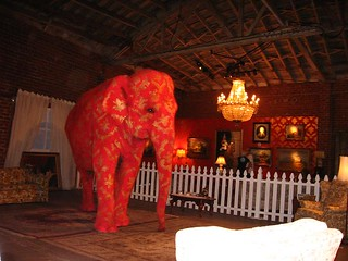 Elephant Living Room 2 | by michele_saturn