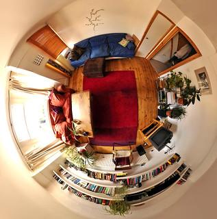 First 'proper' 360 polar panorama | by strollerdos