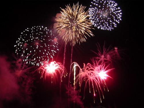 Barcelona Forum 2004 - Fireworks | by JaulaDeArdilla