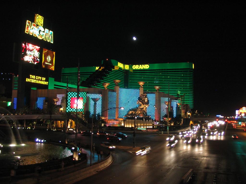 MGM Grand Las Vegas, Las Vegas, Nevada | The MGM Grand Las V