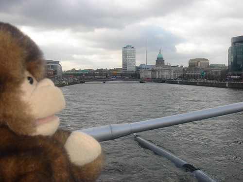 Darwin and the Liffey | by monkeyfudge