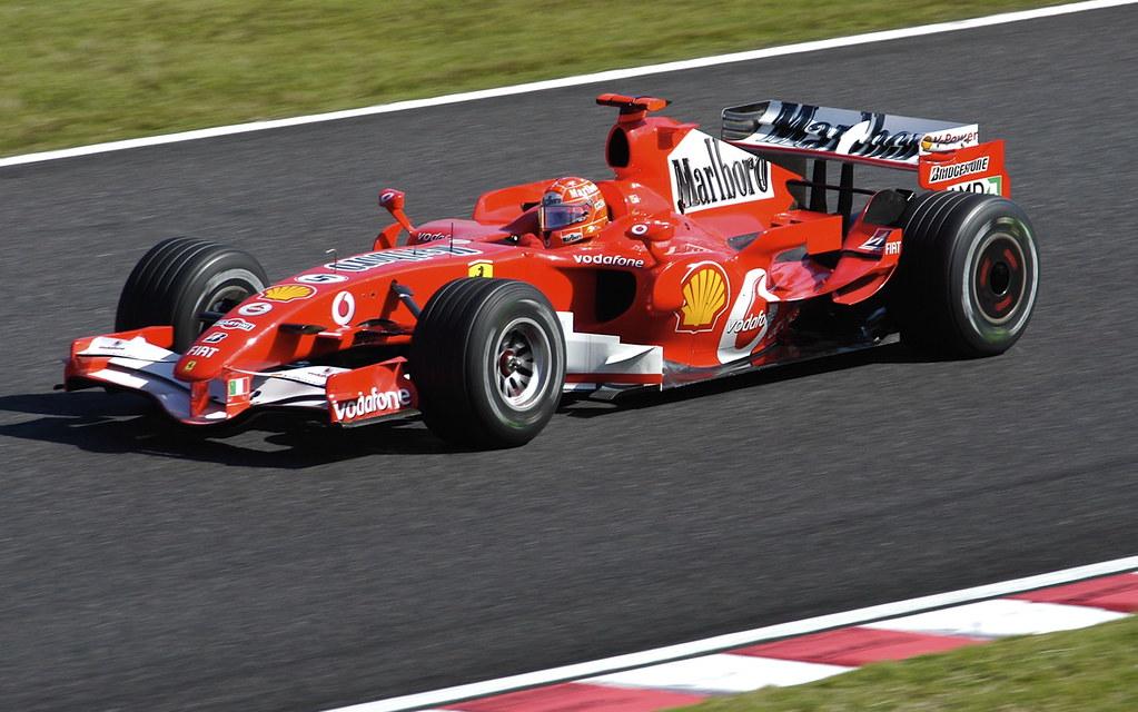 Michael Schumacher, Suzuka-circuit