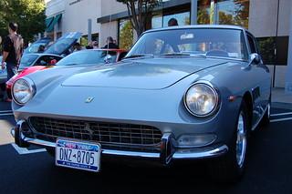 1967 Ferrari 330 GT   by Mr. Oliver