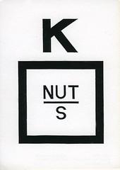 croxcard 1 knuts (1992)     croxhapox non-project<br /> ontwerp hans van heirseele -  frank van den eeckhout<br /> croxhapox 1994<br />