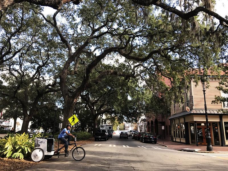 Savannah Street