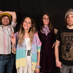 Thu, 26/04/2018 - 11:19am - Speedy Ortiz Live in Studio A, 4.26.18 Photographer: Kristen Riffert