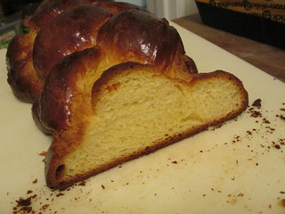 Tangerine challah crumb | by The Bubbo