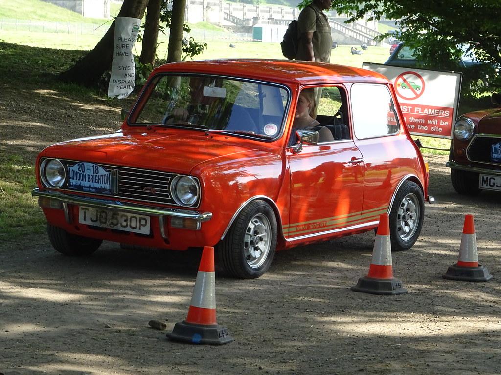 1976 Morris Mini Clubman 1275 Gt Oxfordshire Registered Flickr