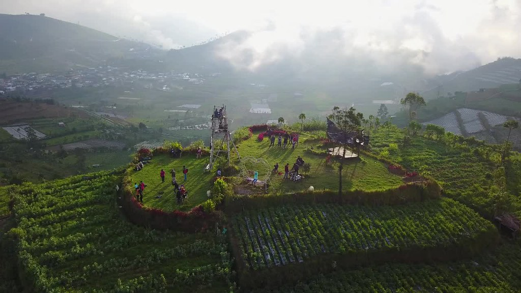 Scooter Hill, Dieng