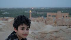 Mohammad Hadi , now 11