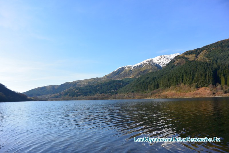 Loch Lomond - Kelpies