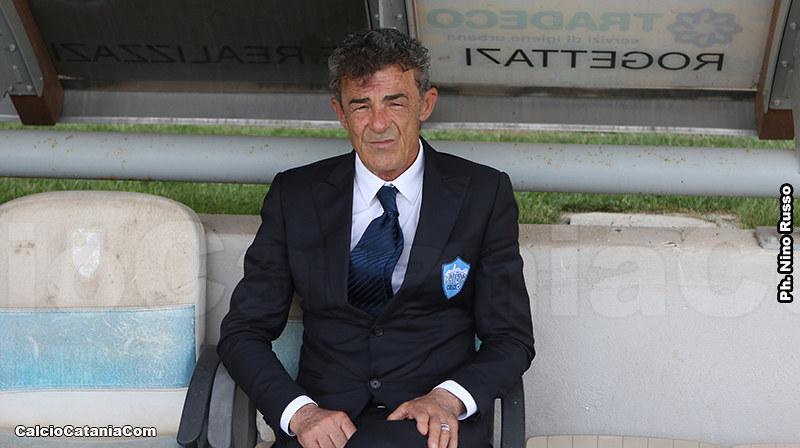 Gaetano Auteri, alla guida della superpotenza Bari