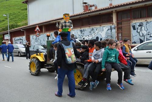 Berriatuko San Gregorio jaiak 2018