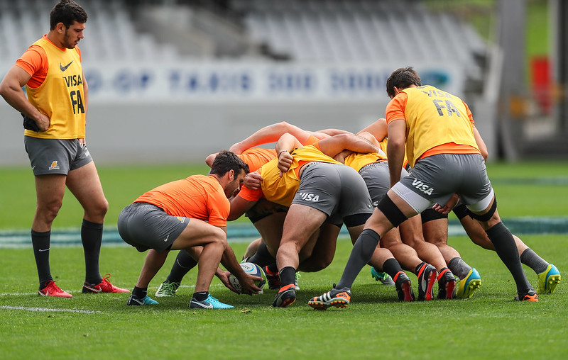 Super Rugby - Jaguares Captain's Run, 27 April 2018