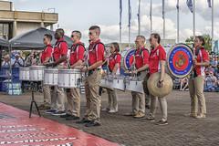 USMC Band Quantico Drum Line 2018