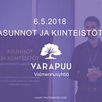 6.5.2018 Asunnot ja Kiinteistöt