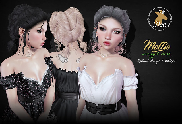 Mollie - Out now @ The Fantasy Collective