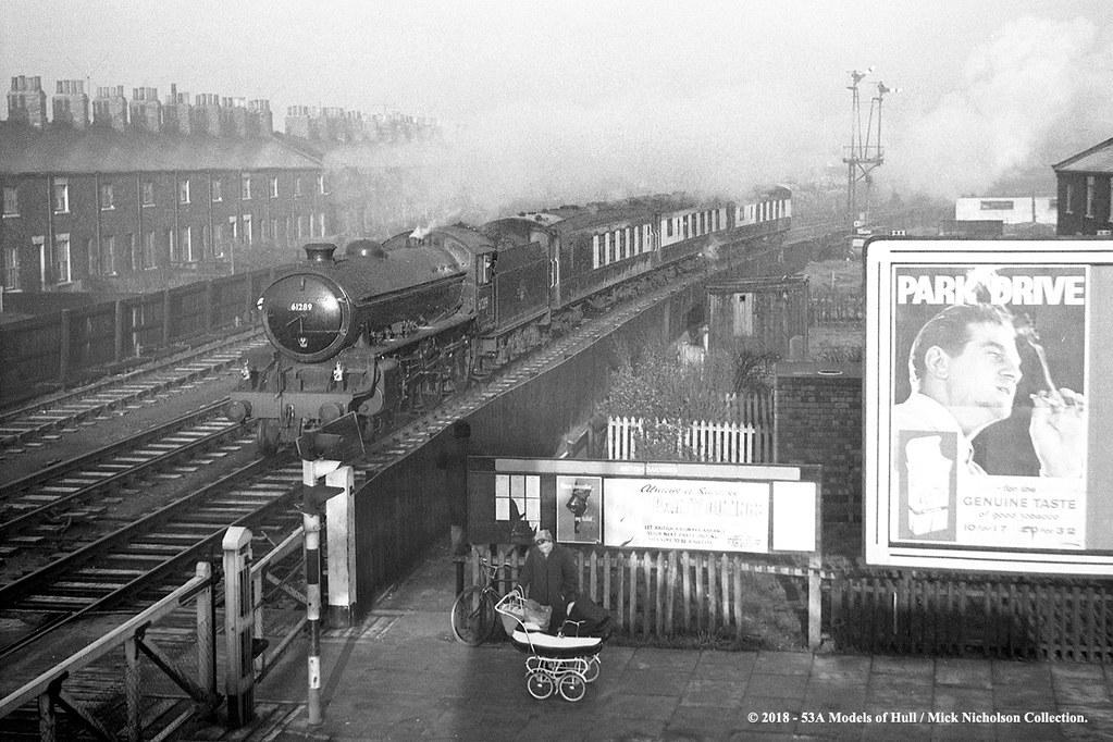 07/01/1961 - Hessle Road, Hull, East Yorkshire    Best viewe