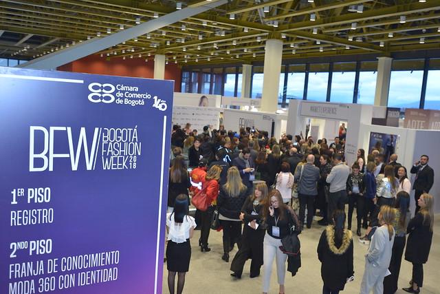 Inauguración BFW 2019