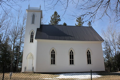 coatesmills newbrunswick canada church