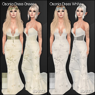 Osonia Dresses for Fantasy Faire 2018 | by SAKIDE