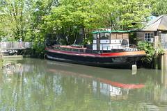 River Brent, Thames Lock